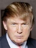 oficiální stránky Donald Trump