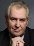 oficiální stránky Miloš Zeman