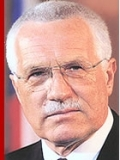 oficiln strnky Vclav Klaus